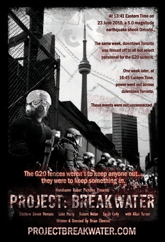 Project Breakwater, directed by Brian Clement